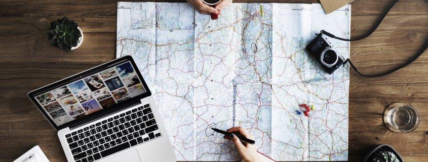Book din rejse på nettet