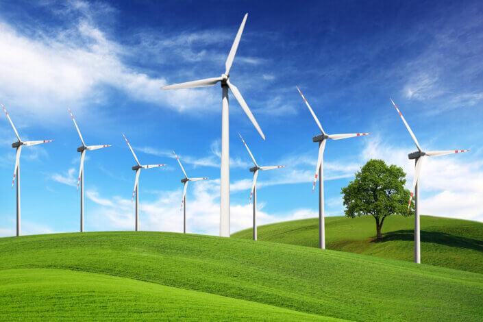 Den danske vindmøllebrance